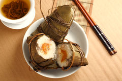 Rice dumplings Royalty Free Stock Photography