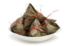 Rice Dumplings Royalty Free Stock Photography