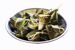 Rice dumplings Stock Photography