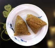 Rice dumplings Royalty Free Stock Photos