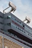 Rice Eccles Stadium in Salt Lake City, Utah. USA stock photography