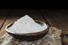 Rice Flour Royalty Free Stock Photography