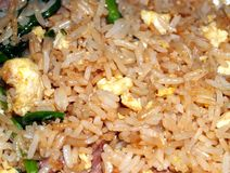Rice food Stock Image