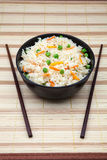 Rice fried Royalty Free Stock Photos