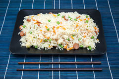 Rice fried Royalty Free Stock Photography