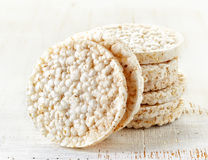 Rice galettes Royalty Free Stock Images