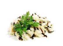 Rice Garnish Royalty Free Stock Images