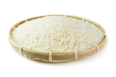 Rice grain Stock Image