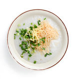 Rice gruel Stock Photography
