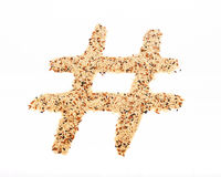 Rice Hashtag Stock Images