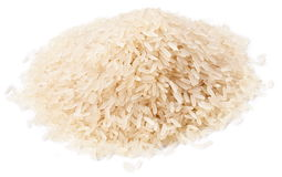 Rice heap. Stock Photography