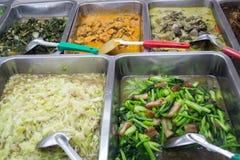 Rice i curry Obraz Stock