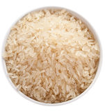 Rice In A Bowl. Stock Image