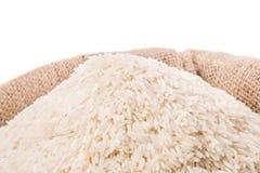Free Rice In Sack III Stock Photo - 42020130