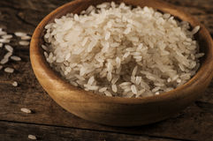 Rice, jasmine rice, mali rice Royalty Free Stock Photography