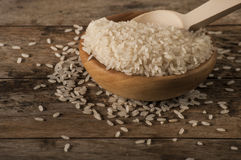 Rice, jasmine rice, mali rice Stock Photos