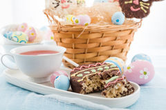 Rice Krispy treats Stock Photography