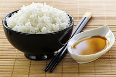 Rice meal Royalty Free Stock Photo