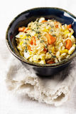 Rice  Meal Royalty Free Stock Photography