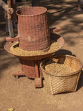 Rice mill Royalty Free Stock Image