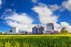 Rice mill Royalty Free Stock Photography