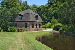 Rice mill Middleton Place Royalty Free Stock Image