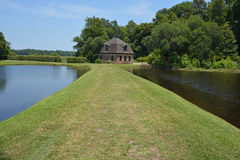 Rice mill Middleton Place Stock Photography