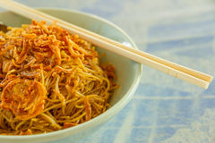 The rice noodle. Stock Photo