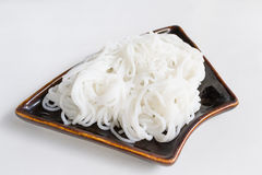Rice noodle food of thailand Royalty Free Stock Photos