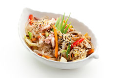 Rice Noodle Stock Photography