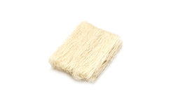 Rice noodles Stock Photography