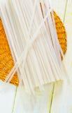 Rice noodles Stock Photo