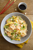 Rice noodles Stock Photos