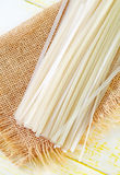 Rice noodles Royalty Free Stock Photos
