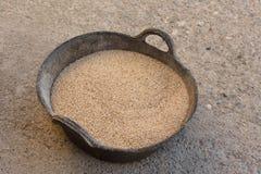Rice od kumpel obraz royalty free