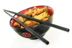 Rice pan Royalty Free Stock Images