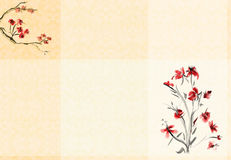 Rice-paper-3 Stock Images