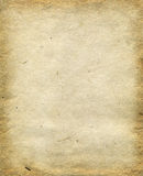 Rice paper background. Handmade beige rice paper texture Stock Image