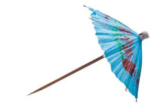 Rice paper umbrella decoration Royalty Free Stock Image