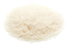 Rice on a pile Royalty Free Stock Photography