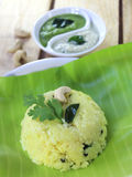 Rice pongal Stock Photography