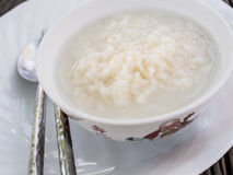 Rice Porridge. Stock Photography
