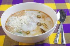 Rice porridge Stock Photography