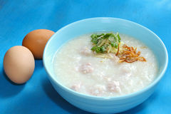 Rice porridge Royalty Free Stock Photos