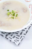 Rice porridge Stock Photos