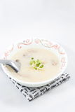 Rice porridge Royalty Free Stock Image