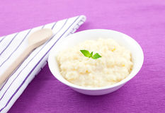 Rice pudding Royalty Free Stock Photography