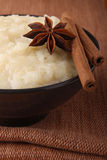 Rice pudding Stock Photos