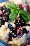 Rice pudding Royalty Free Stock Image