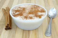 Rice pudding Stock Photography